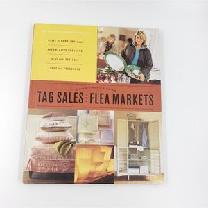 Tag Sales and Flea Markets Book Martha Stewart